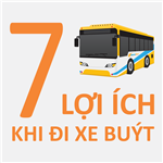 7 REASONS TO TAKE THE BUS